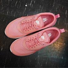 全新 Nike Wmns Air Max Thea 粉紅色 蛇紋 鱷魚壓紋 皮革 網布 慢跑鞋 599409-803