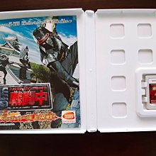 3DS 超 戰鬥中 究極忍者與戰鬥玩家的頂上決戰 稀有純日版