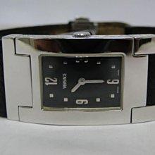 (板信當舖流當品)  Versace 凡賽斯 石英 男女對錶 男錶 9成新 喜歡價可議PR305
