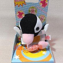 單售 企鵝 有NG 日版景品 PostPet momo熊 粉紅泰迪熊  娃娃 布偶 手指頭 娃娃