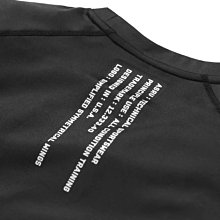 瘋狂金剛▸ 黑 ASRV SilverPlus® Established Tee 抗臭阻菌短袖T恤 運動 健身