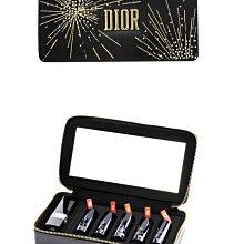 DIOR迪奧2020新款限量聖誕口紅6支裝 套裝