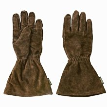 【山野賣客】美國 Coleman 牛皮立體剪裁隔熱手套 防燙手套 CM-9506