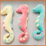 【Love Shop】1米高 彩色海馬抱枕 可愛海馬  超大號男朋友 男友睡眠懶人睡覺 毛絨長 枕頭 玩偶