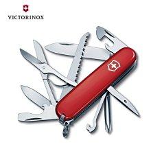 瑞士維氏 Victorinox 91mm 15用瑞士刀 53931 FieldMaster 1.4713 紅色
