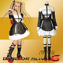 【可開發票】死或生6cos服 Marie Rose游戲服裝同款 cosplay服[Cos-精選]