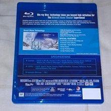 【李歐的二手洋片】幾乎全新 冰原歷險記 藍光 BD DTS-HD 有中文字幕發音特別收錄下標就賣