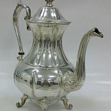 434高檔英國鍍銀壺 Vintage Silverplate Ornate teapot(皇家貴族精品)