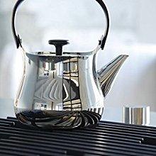 義大利 ALESSI  Cha Teapot / Kettle Teapot  水壺 0.9L 附濾網   義大利空運
