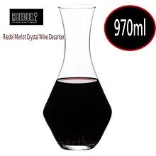 Riedel O系列 Cabernet/Merlot 水晶醒酒器 970 ml 1440-14