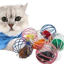 【🐱🐶培菓寵物48H出貨🐰🐹】寵物專用》籠中鼠貓咪玩具隨機出貨1入 特價39元