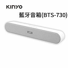 KINYO耐嘉 BTS-730 藍牙音箱 藍芽 藍牙喇叭 Bluetooth 插卡式 音響 免持通話 揚聲器 無線喇叭