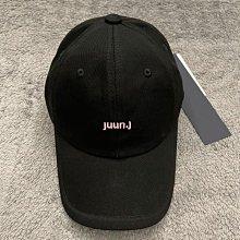 現貨 韓國 Juun.J Logo HOMMAGE'ATOMAGE 黑色 粉紅色 帽子 經典款 老帽 Balenciaga