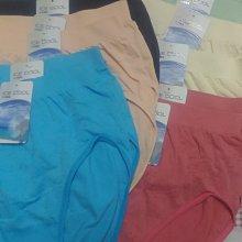 涼感女高腰三角內褲~男女內衣褲,吸濕排汗酷涼,6件特價500元~lisaa168生活館