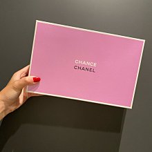 Chanel粉紅甜蜜禮盒紙盒包裝禮盒