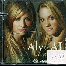 *真音樂* ALY & AJ / INTO THE RUSH 美版 二手 K0239 (左殼切痕) (清倉.下標賣3)