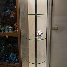 大豐四角旋轉櫃、展示櫃、珠寶櫃、飾品櫃、精品櫃、手機櫃、玻璃櫃