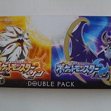 全新3DS 精靈寶可夢系列 精靈寶可夢月亮,太陽 日版 附下載卡