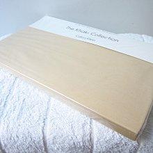 美國名牌【CALVIN KLEIN】凱文克萊 CK 卡其系列 淡褐色 床單 200支紗 FULL SIZE 保證全新正品/真品 現貨