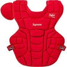 【紐約范特西】Supreme SS20 Rawlings Catchers Chest Protector 拳擊背心