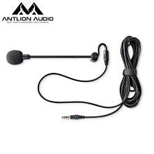 我愛買@美國Antlion Audio磁扣降噪ModMic4耳罩耳機用外接麥克風GDL-0420單一指向性高靈敏度單指向