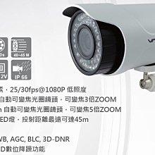 遠端控制電子變焦 2.8-12mm 1080P 紅外線攝影機 適用於 超廣角 或 上課系統錄製 車牌辨識 出貨倉儲