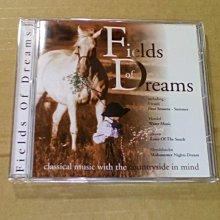 進口CD Field of Dreams古典音樂交響特輯內有貝多芬mendelssohn孟德爾頌列字櫃12A