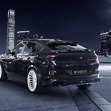 【樂駒】HAMANN G06 X6 全車 空力套件 尾翼 前下巴 後下巴 頂翼 寬輪拱 M-Sport