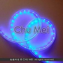 110V-藍光LED二線3528水管燈50米 - 燈條 非霓虹 彩虹管 聖誕燈 水管燈 led 條燈 軟條燈 圓二線