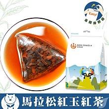 【台灣茶人】紅玉紅茶3角立體茶包(10包入)