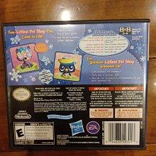 Nintendo DS NDS遊戲片 遊戲卡 Littlest Pet Shop 寵物店遊戲 30 一元起標