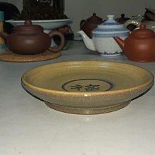 《壺言壺語》早期大屯窯手工製福字陶盤 完整品相優