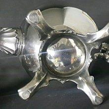 409高級英國鍍銀壺 Vintage Silverplate Ornate (27公分,10.5吋高)