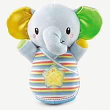 英國VTECH Snooze & Soothe elephant toy(藍色)(預購)