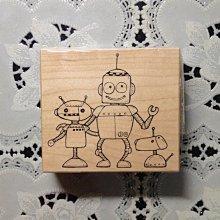 貝登堡印章~G章(GT-5010)機器人