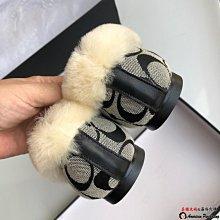 美國大媽代購 COACH 寇馳 復古極致 歐洲色彩 灰色 休閒平底鞋  美國代購