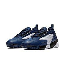 *昕衣屋*轉賣Nike藍色-Zoom 2K男鞋氣墊避震舒適藍白 AO026948號26