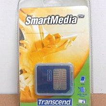 【SM記憶卡】創見 Transcend SmartMedia 32MB 記憶卡(二手)