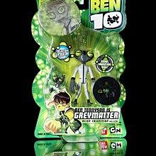 2FW 櫃 : BEN10 BANDAI 2006 小奇兵 GREY MATTER  富貴玩具店