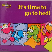 【月界】Its time to go to bed:Basic Book-酷龍寶貝(絕版)_閣林國際〖少年童書〗CLR