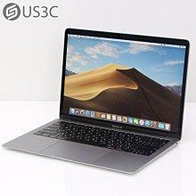 【US3C-高雄店】2018款 公司貨 Apple Macbook Air 13吋 i5 1.6G 8G 256G SSD 太空灰色 Ucare保固3個月