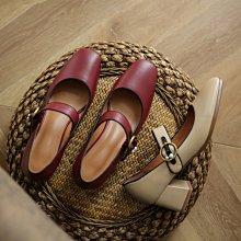 高跟鞋 DANDT 法式復古珍珠牛皮鏤空高跟鞋(21 JAN B63210)同風格請在賣場搜尋 BLU 或 歐美女鞋