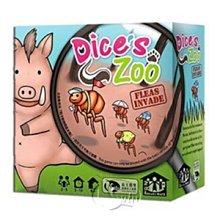 大安殿實體店面 骰子動物園 動物骰:跳蚤擴充 Dice Zoo: Fleas Invade 繁體中文正版益智桌遊