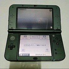 缺貨中~請先詢問庫存量~~ NEW 3DS LL 日規主機 黑色 對應 NDS 3DS 日規遊戲
