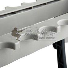 【腥手釣具】釣竿展示架.置竿架 可放置16支釣竿