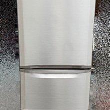 樂居二手家具(北) 便宜2手傢俱拍賣RE110102*SANYO三洋9成新三門冰箱* 二手家電 冷藏冷凍櫃