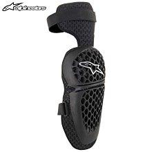 意大利A星alpinestars摩托車護膝護肘騎士護具騎行裝備四件套男雙彈力綁帶便於穿著 3D柔軟透氣網格設計