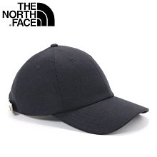 =CodE= THE NORTH FACE MOUNTAIN 66 CAP 帆布棒球帽(黑) NF0A3SHP 男女