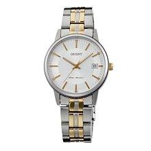 可議價 ORIENT東方錶 女 白色時尚經典 石英腕錶 (FUNG7002W) 32mm