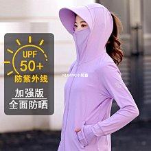 防晒衣女长袖防紫外线夏透气2021新款针织冰丝户外薄款外套防晒服-NIJIANG小妮醬